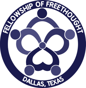 Fellowship of Freethought Dallas Logo